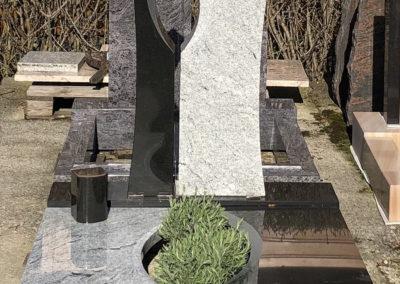 Beispiel Grabgestaltung