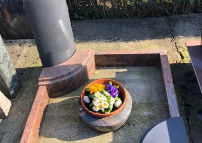 Beispiel - Grabgestaltung